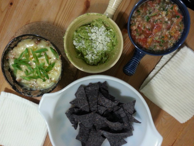 Best guacamole ever: made by me and Crystal in Calgary