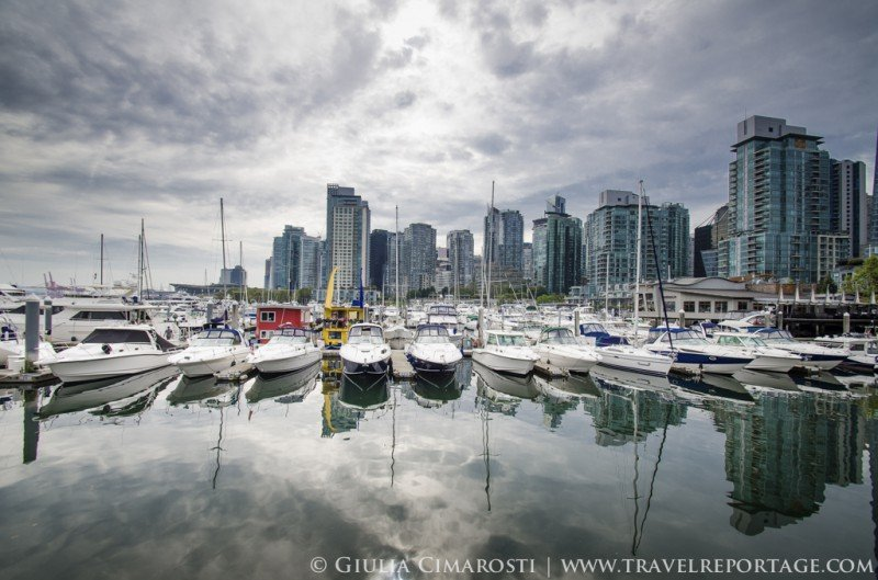 Vancouver-reflection