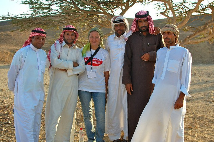 Me and the Bedouins