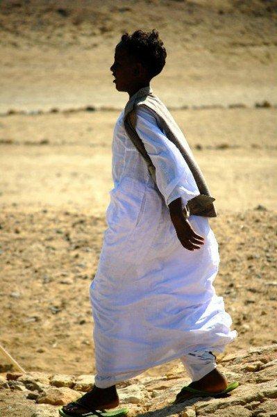 Egypt tribes boy - © Giulia Cimarosti