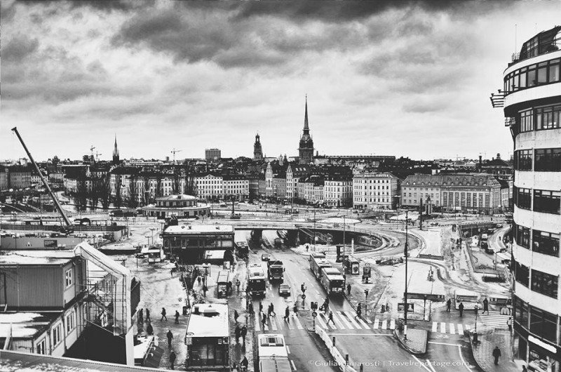 Gamla Stan! The Old City of Stockholm, and some life in the city. #BalticTR