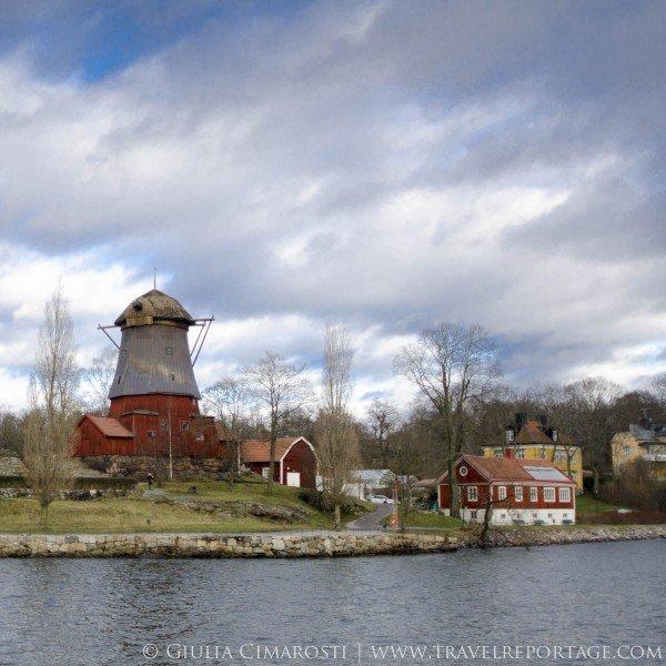 Stockholm mill
