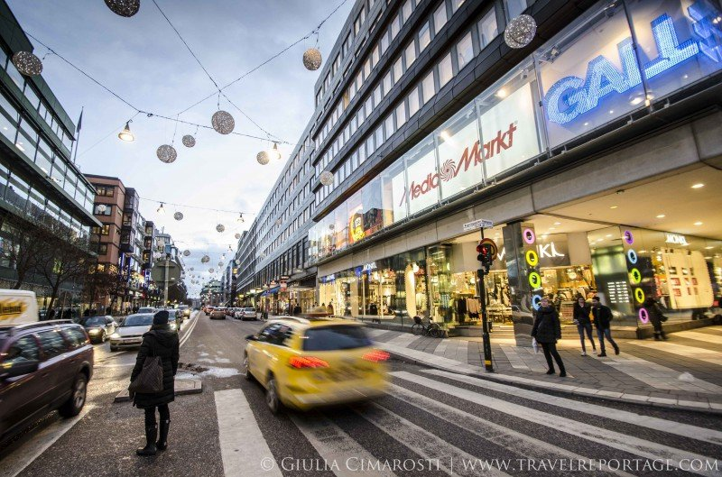Stockholm stores
