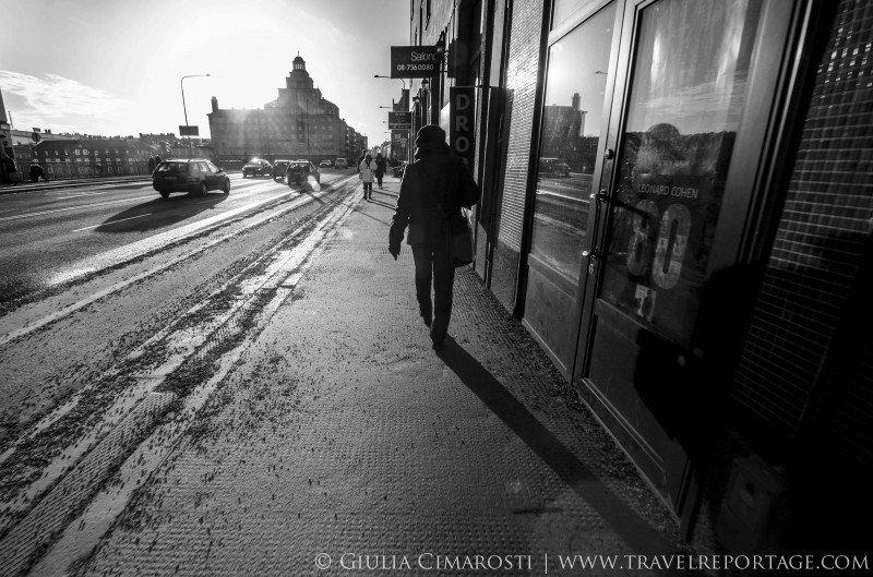 Stockholm bw