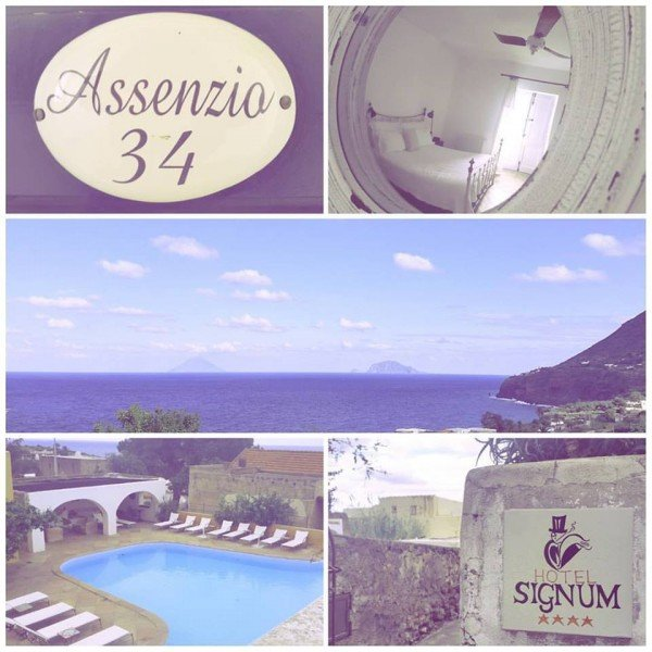 Signum Hotel and Room 34: Assenzio