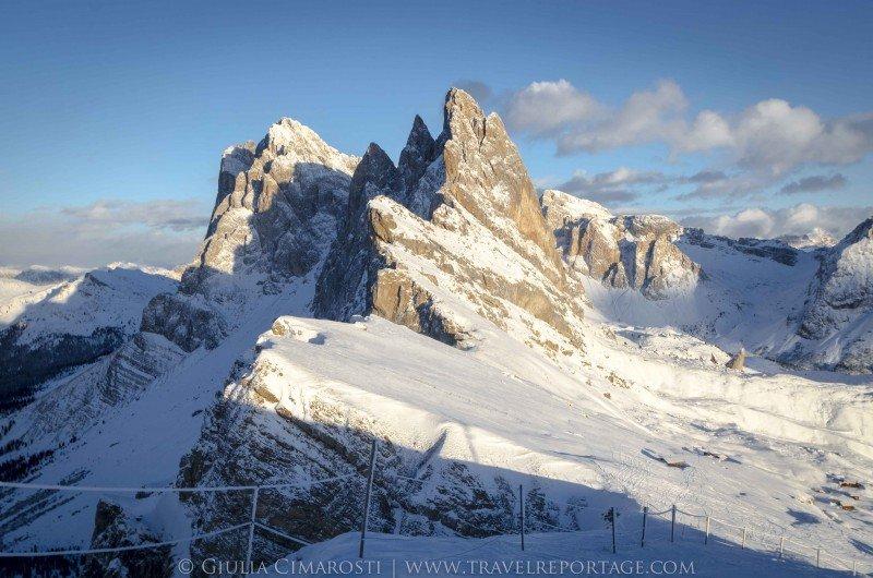 Mount Seceda - Dolomites Italy