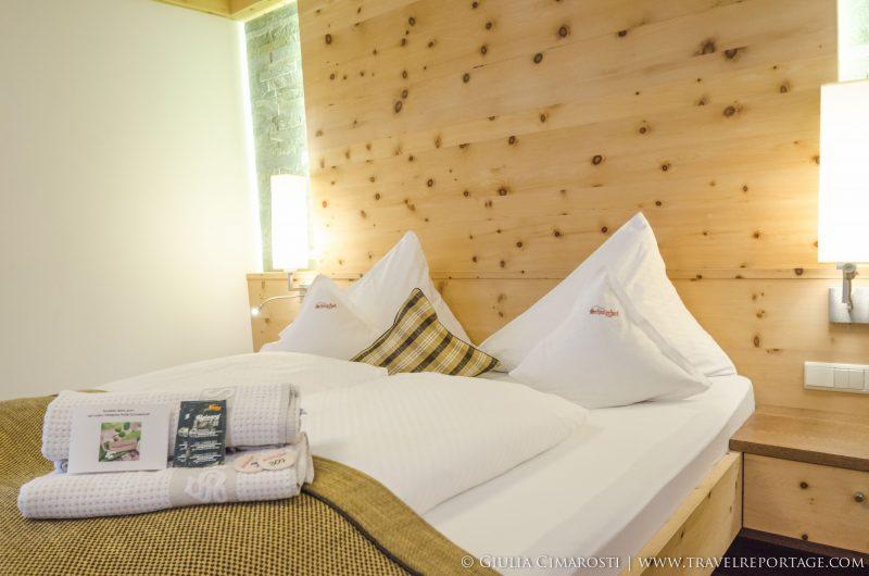 Vinschgau Valley - My Junior Suite at Hotel Schulerhof
