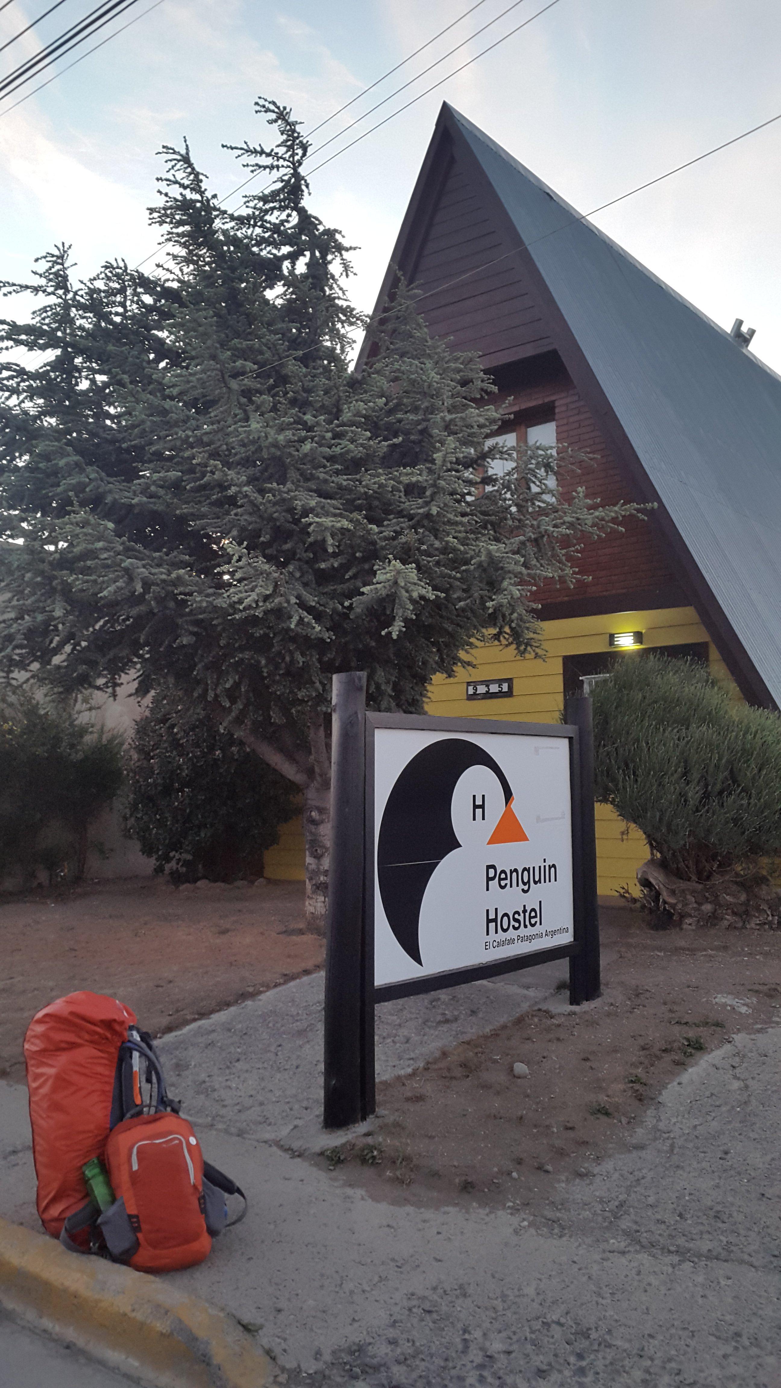 Penguin Hostel, El Calafate