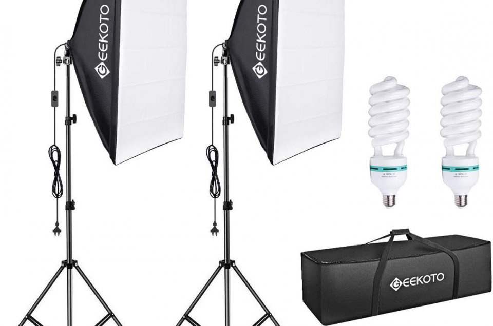 My Portable Photography Studio Equipment