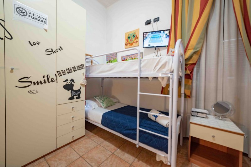 Cheap Accommodation in Rapallo: Hostel Formula